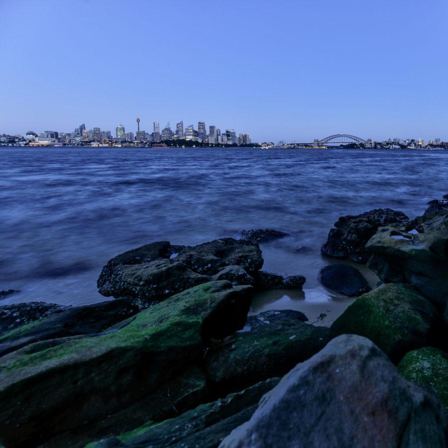 Blue City Rocks