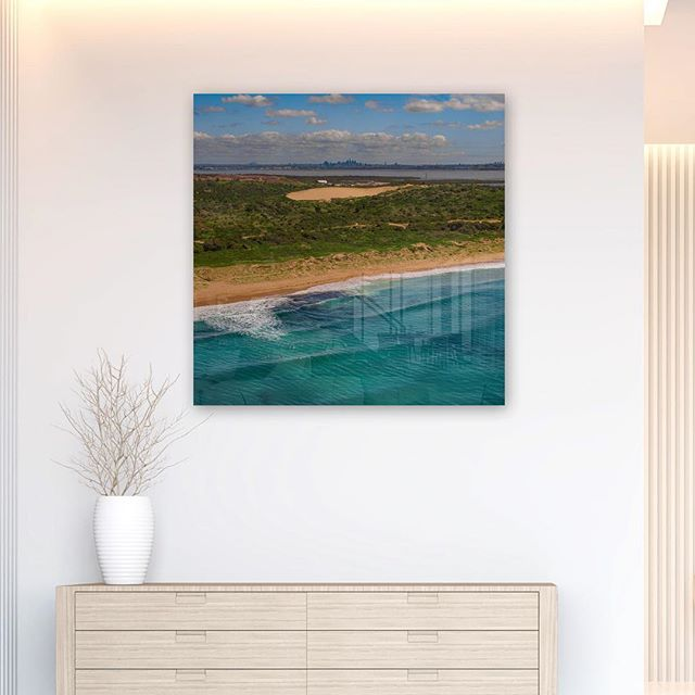 Cronulla Sand Dunes Available as Fine Art Print on @kessgallery  Link in Bio  The Cronulla Sand Dunes are part of the Wanda Beach Costal Landscape. This used to be a much larger system of Sand Dunes, which has been eroded and mined away over the years.