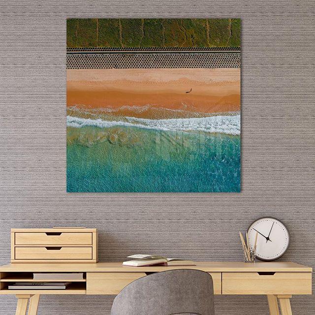 Crunulla Run ♂️🧱 Available as Fine Art Print on www.kess.gallery - Link in Bio