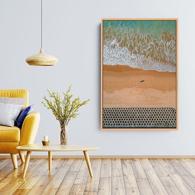 Lonely Walker  Available as Fine Art Print on www.kess.gallery - Link in Bio