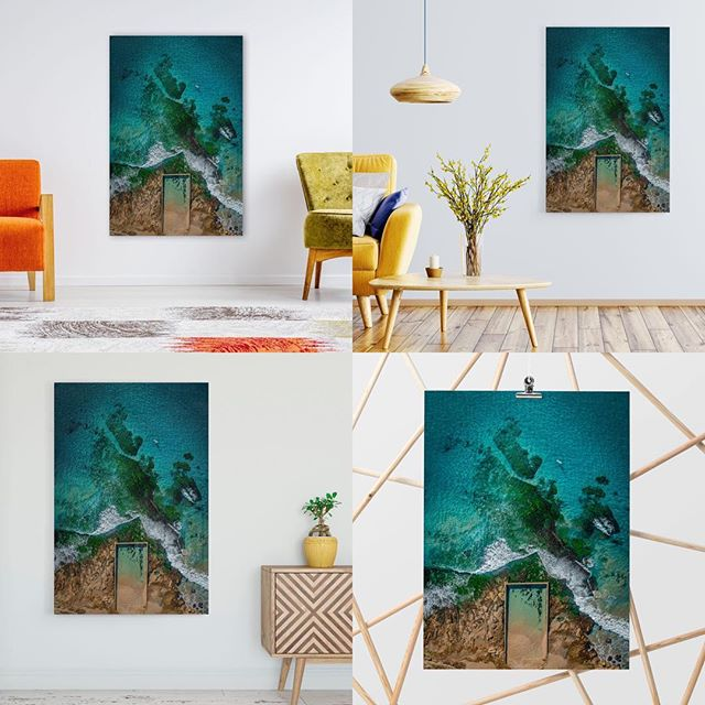 Perfect Conditions - Cronulla  Unframed Fine Art Prints starting from $99 - Acrylic from $590. Buy Online.  Link in Bio — — — —