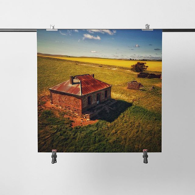 Last week I sold a special limited edition of this print of the iconic Burra House aka Midnight Oil House in the Powderworkers! Midnight Oil Facebook group to raise money for organisations that help wildlife in the worst Bushfire affected states (NSW, VIC & SA). We managed to raise $1050, which we have already donated.  Powderworkers you Rock!!!